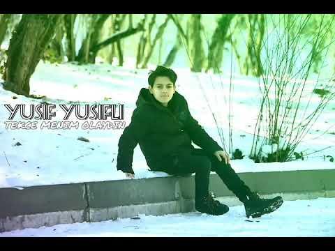 Yusif Yusifli -Tekce Menim Olaydin