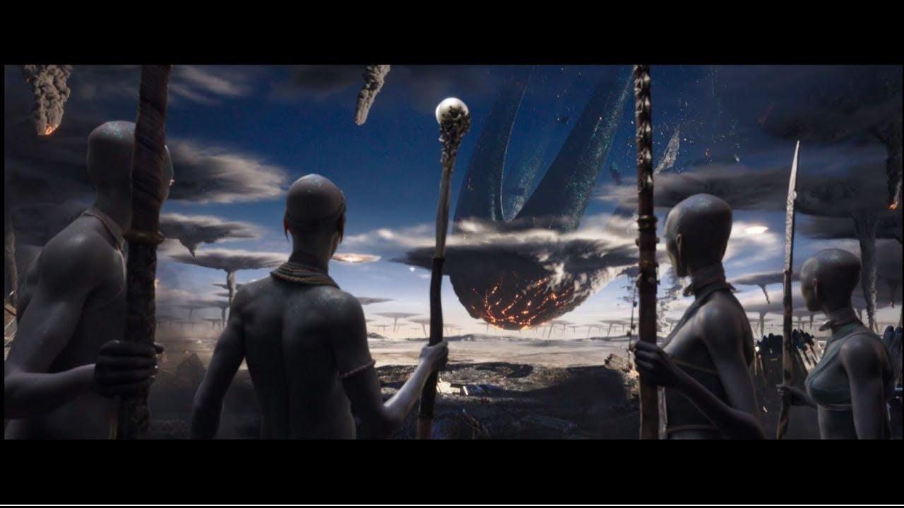 VALERIANAS ir Tūkstančio planetų miestas (2017) Luc Besson filmo anonsas