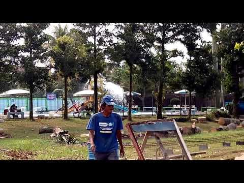 Nirwana Estate Swimming Pool Tennis Basketball Court
