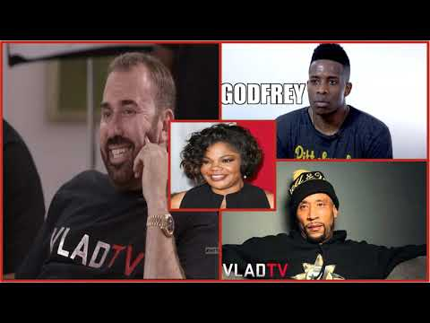 Why DJ Vlad Couldn't Use Black Women To Build His Platform