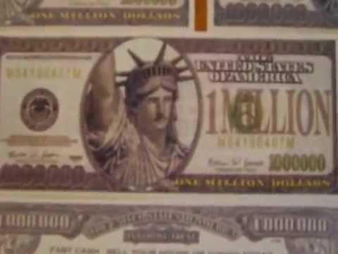 Million Dollar Bill - Get One Free