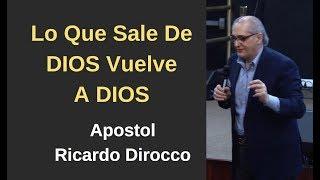 Lo Que Es De Dios Vuelve A Dios || Dia #24 || Apóstol Ricardo DiRocco || Servicio En Vivo