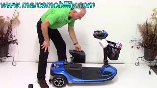 New Pride Mobility Revo 3 Wheel Scooter