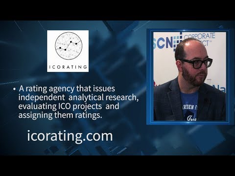 ICORATING | Rating Agency Evaluating ICO's | CBDO Brian Kean | World Crypto Economic Forum (WCEF)