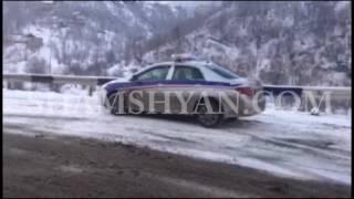 Խոշոր ավտովթար Դիլիջանի տարածքում  բախվել են մարդատար ГАЗель ն ու 07 ը  կա 11 վիրավոր