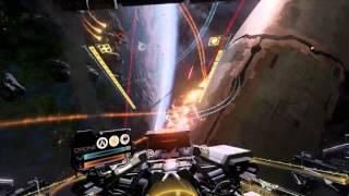EVE: Valkyrie — декабрьское видео игрового процесса