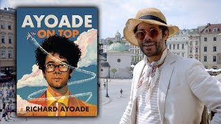 Richard Ayoade introduces Ayoade On Top