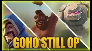 Goho Attack Strategy Th9 2018 | Th9 Attack Strategy New Update | Clash Of Clans