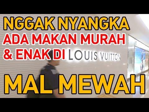 NGGAK NYANGKA!!! TERNYATA ADA KULINER ENAK dan MURAH BANGET di MAL MEWAH