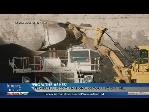 Georgetown Mayor Dale Ross discusses role in coal documentary