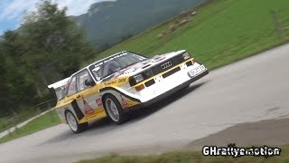 Austrian Rallye Legends 2014 - GHrallyemotion