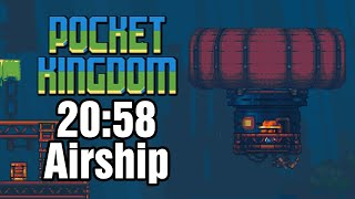 Pocket Kingdom - Any% Airship route - 20:58
