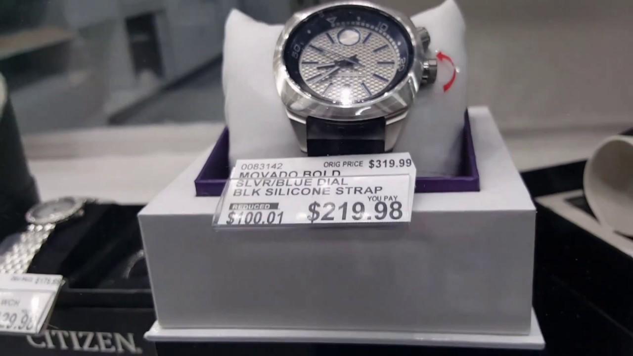 77fee68ed94 Relógios Bulova - Movado e Outros MUITO BARATO USA - YouTube