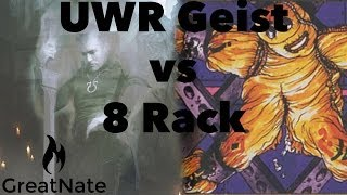 6/25/14: Uwr Geist Vs 8 Rack In Mtgo Modern 2-man