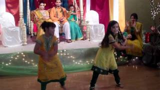 The Twist Pakistani Dance