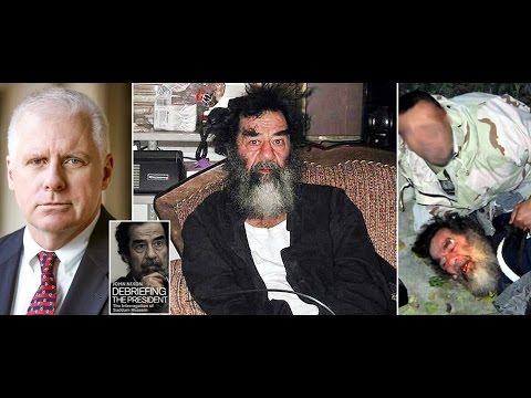 CIA agent who grilled Saddam Hussein says everything the US thought it knew about the man was WRONG
