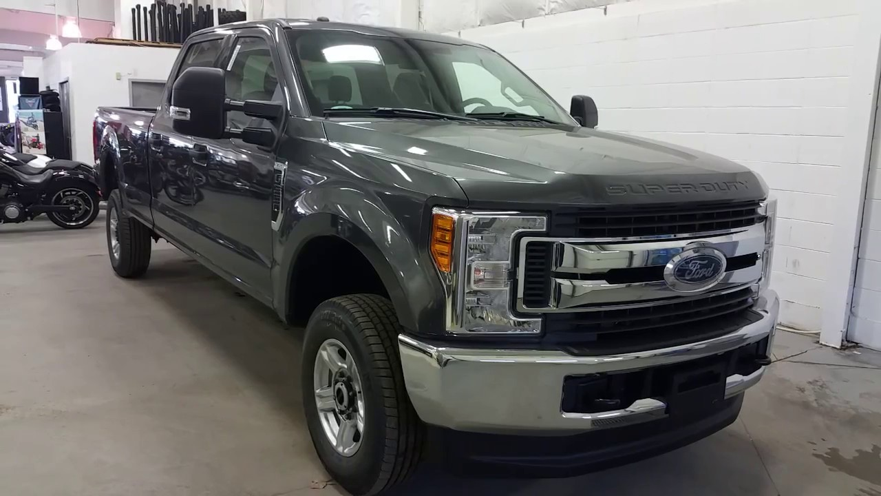 Ford F  Superduty Xlt W Tow Mirrors Alloy Wheels Review Boundary Ford