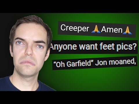 The most CURSED comments section on YouTube (YIAY #480)