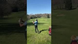 First round after lockdown summed up #golffunny#funny#golf#fyp#foryou#trickshot#golfswing#golfer#fy
