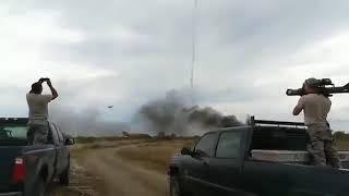 Пилоты 149-го истребительного крыла ВВС США провели учения по уничтожению позиций С-300