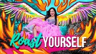 ROAST YOURSELF CHALLENGE | SANDRA CIRES | Voz de Pito | SandraCiresArt