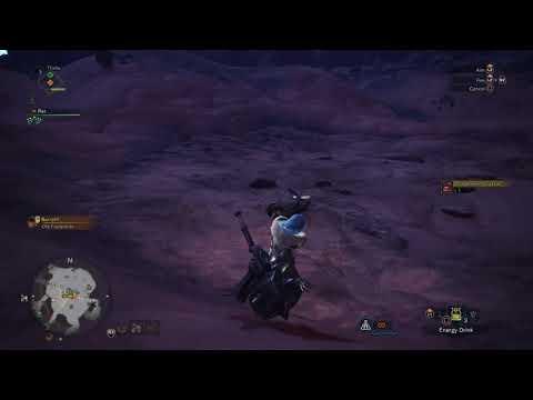 Monster Hunter World-Farming: Nova Crystal, Spiritcore Ore, Dragonvein Crystal, Carbanite Ore,