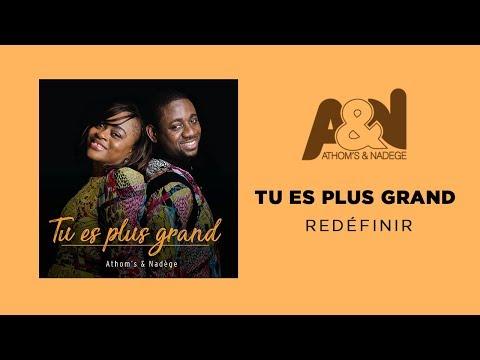 Nadege Mbuma - Tu Es Plus Grand [Lyric Video]