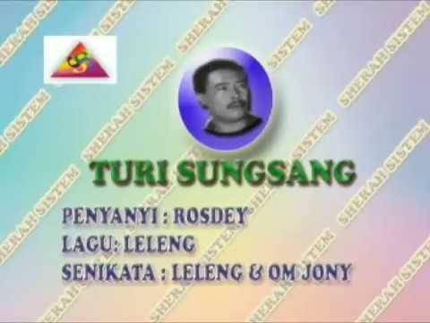 Rosdi Ali-Turi sunsang/karaoke/minus one.