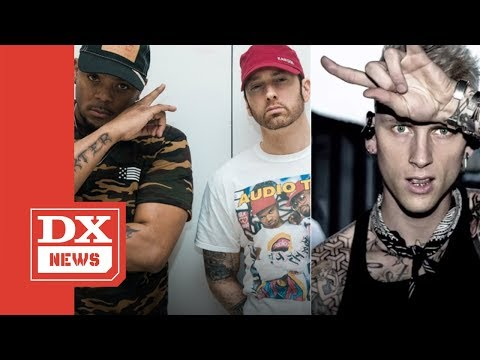 Julian Lee - Eminem's Response to MGK's 'Rap Devil' is Coming