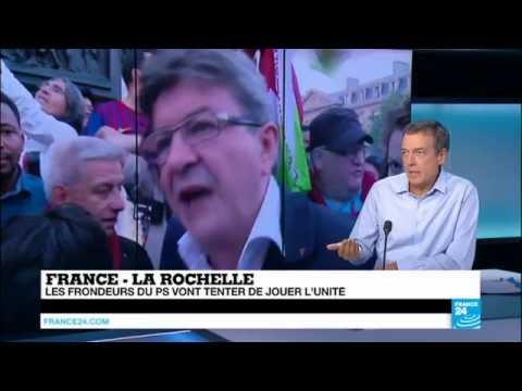 """Université d'été des frondeurs - """"Cela va être très compliqué pour le gauche de rester unie"""""""