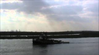 Farewell to the Sea Gypsy from Benfleet Creek