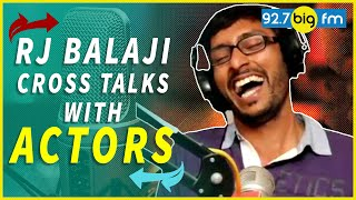 Rj Balaji Cross Talk...