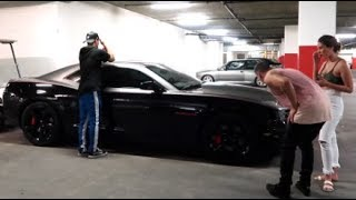 CAR CRASH PRANK!!!