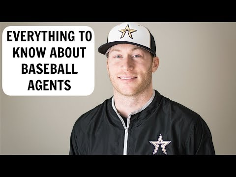 Everything to Know About Baseball Agents