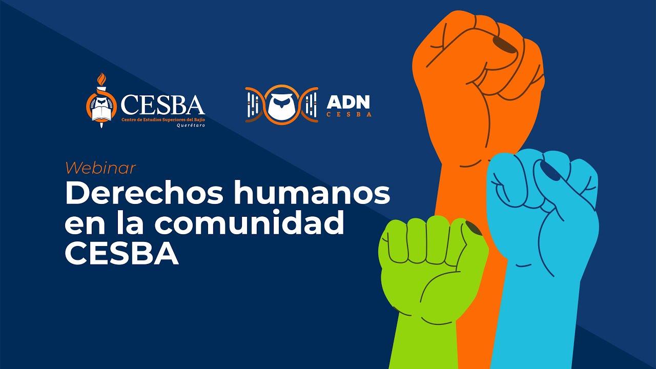 Derechos Humanos en la comunidad CESBA