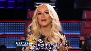 Christina Aguilera Blake Shelton Entrevista AH The Voice 10 Subt tulos espaol.mp3