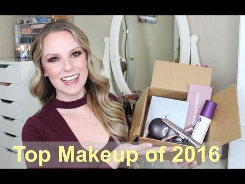 Top 16 of 2016 | Makeup Favorites