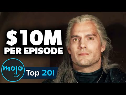 Top 20 Most Expensive TV Shows Ever Made