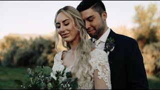 Alyssa & Gabe| Utah Wedding |