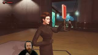 Lets play BioShock Infinite Burial at Sea DLC episode 1 with RelativelyVague
