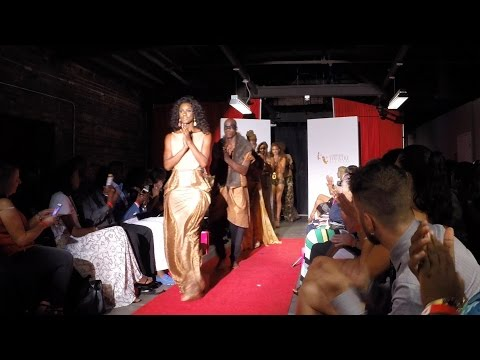 The Runway Theater Inspired Fashion Show
