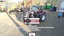 Konevuokraamo Rentti konepäivät 2015