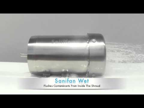 Sanifan Technology Wet -- The New Meaning of Clean