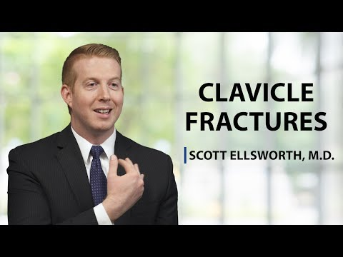 Clavicle Fracture (Broken Collarbone)