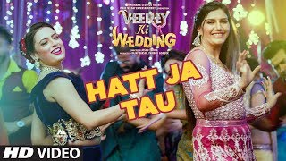Sapna got chance to dance first Bollywood song Hatt Ja Tau from the film Veerey Ki Wedding