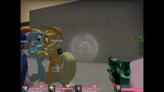 Left 4 Dead 2 My little pony friendship is magic Skin mods