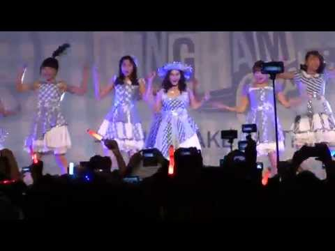 [FANCAM] JKT48 - Gingham Check at Gingham Check HS Festival 141004