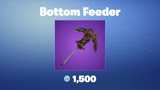 Bottom Feeder | Fortnite Pickaxe
