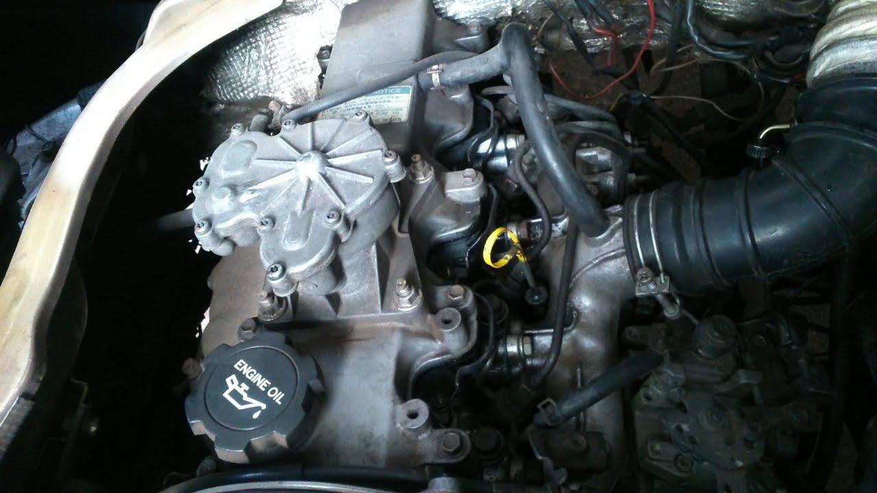 Toyota 2c Engine Youtube