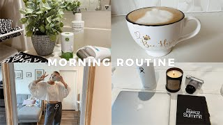 Morning Routine for 2020 | Productive, Work-from-Home Edition